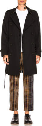 Burberry Kensington Mid Jacket