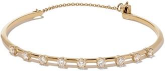 As 29 AS29 18kt yellow gold Mye Diamond Bangle