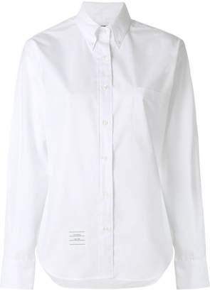 Thom Browne classic button-down shirt