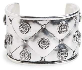 Virgins Saints & Angels Sevilla Alba Cuff Bracelet