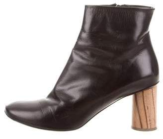 Proenza Schouler Round-Toe Ankle Boots