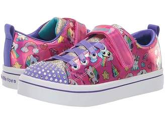 Skechers Twinkle Lite 20176L (Little Kid/Big Kid)