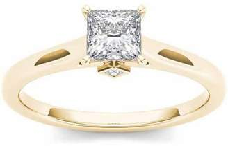 Imperial Diamond Imperial 3/4 Carat T.W. Diamond Solitaire 14kt Yellow Gold Engagement Ring
