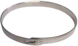 Dinh Van Serrure Silver White gold Bracelets