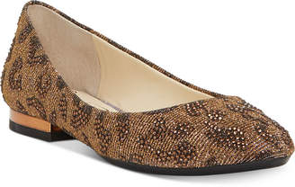 Jessica Simpson Ginelle Round-Toe Flats Women Shoes