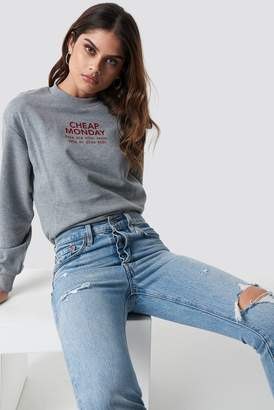 Cheap Monday Get Sweater Grey