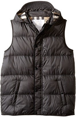 Burberry Kids - Carlton Puffer Jacket Boy's Coat $265 thestylecure.com