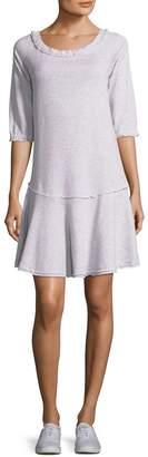 Grey State Women's Dropped Waist Dress