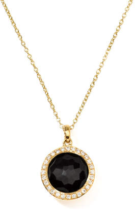 Ippolita Rock Candy 18k Gold Mini Lollipop Necklace