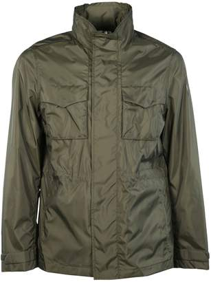 Michael Kors High-collar Field Jacket