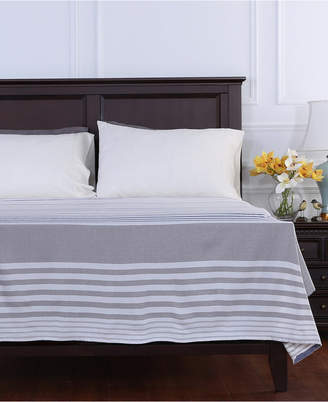 Berkshire Striped Lightweight King Blanket