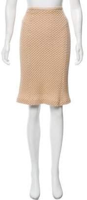 Missoni Wool Knee-Length Skirt