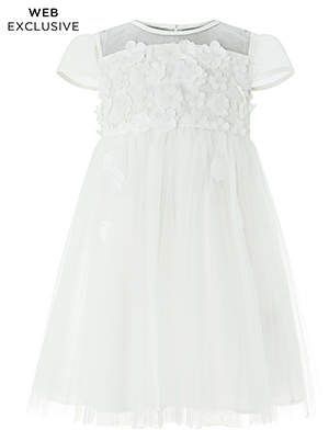 Monsoon Baby Flourish Flower Dress