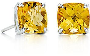 Tiffany Sparklers:Citrine Earrings