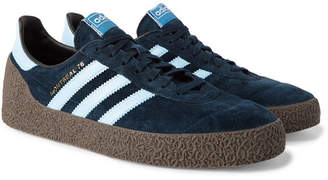 adidas Montreal 76 Suede and Leather Sneakers