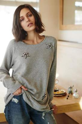 Fifteen-Twenty Fifteen Twenty 1520 Star Sweatshirt