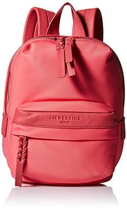 Liebeskind Berlin Women's Selby Nylon and Leather Mini Backpack