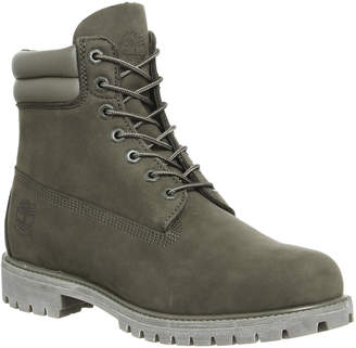 Timberland 6 Inch Double Collar Boots