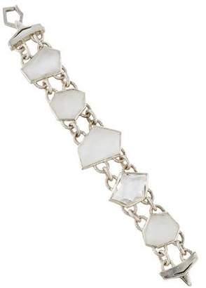 Gotz Andy Quartz Link Bracelet