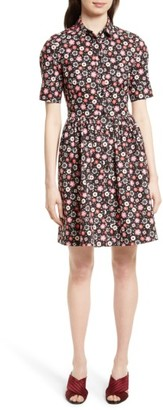 Women's Kate Spade Casa Flora Shirtdress $398 thestylecure.com