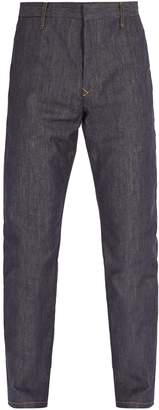 J.w.brine J.W. BRINE Austin straight-leg jeans
