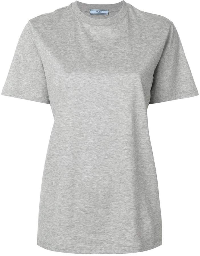 Prada classic T-shirt