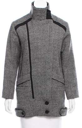 IRO Bailey Wool-Blend Coat