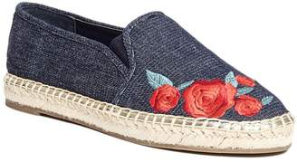 GUESS Factory Women's Craving Denim Espadrilles