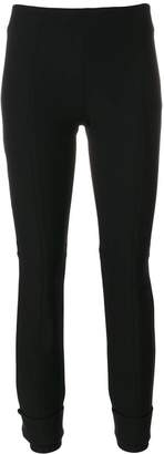 Schumacher Dorothee stitch detail cropped trousers