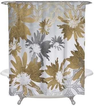 Oliver Gal Garden Shower Curtain