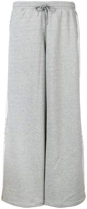 Sjyp loose fitted track trousers