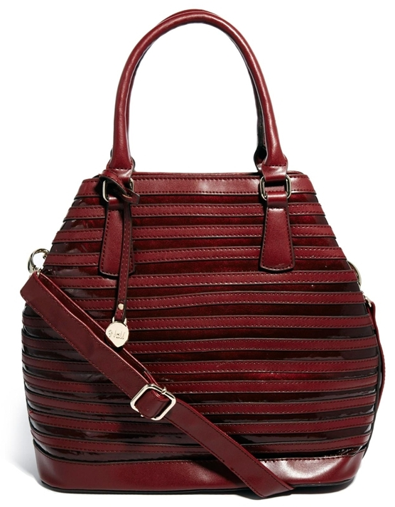 Borsa Nali Striped Tote Bag