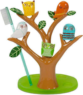 Creative Bath Accessories, Give a Hoot Toothbrush Holder Bedding