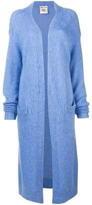 Semi-Couture Semicouture longline cardigan