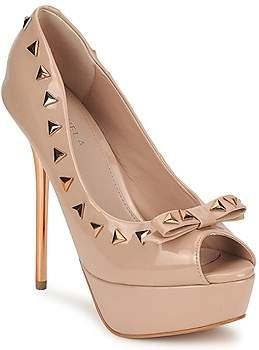 421ed355af69 Showing 426 pink platform heels. at RUBBERSOLE · Carvela GWENDOLYN