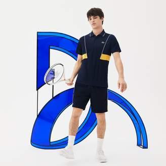 Lacoste Men's SPORT Colorblock Shorts - Novak Djokovic Collection