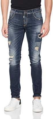 Antony Morato Men's Mmdt00136-fa7178 Skinny Jeans,(Size: /32)