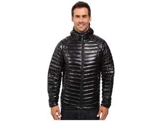 Mountain Hardwear Ghost Whisperer Hooded Down Jacket Men's Coat