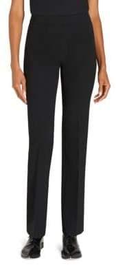 Lafayette 148 New York Sleek Tech Cloth Barrow Pant