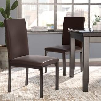 Orren Ellis Tomah Upholstered Dining Chair Orren Ellis