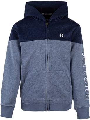 Hurley Little Boy's Dri-Fit French Terry Hooded Jacket