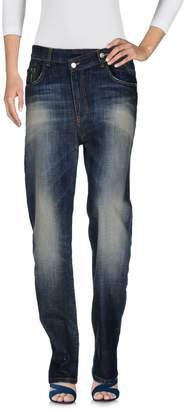 Manila Grace Denim pants - Item 42529586MB