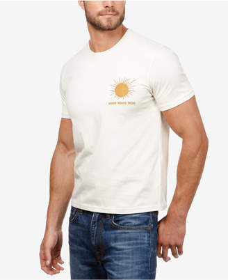 Lucky Brand Men's Good Mood Dude Graphic T-Shirt