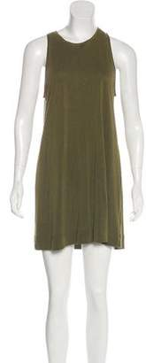 Raquel Allegra Sleeveless Mini Dress