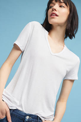 Pure + Good V-Neck Layering Tee $38 thestylecure.com