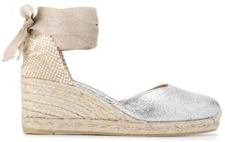Castaner Carina wedge espadrille sandals