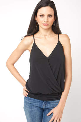 Abbeline V-Neck Surplice Tank Top