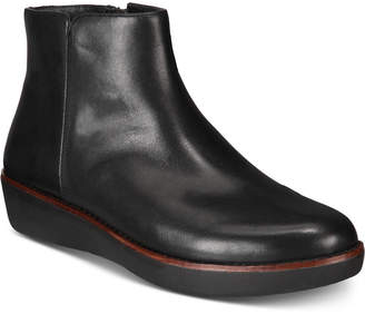 FitFlop Ziggy Zip Booties Women Shoes