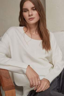 French Connenction Della Vhari Long Sleeved Crew Neck Jumper