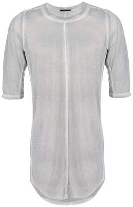 The Viridi-anne washed effect T-shirt